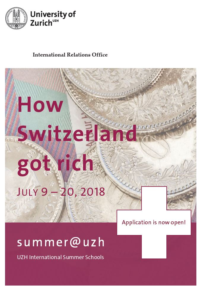 International Summer School 2018