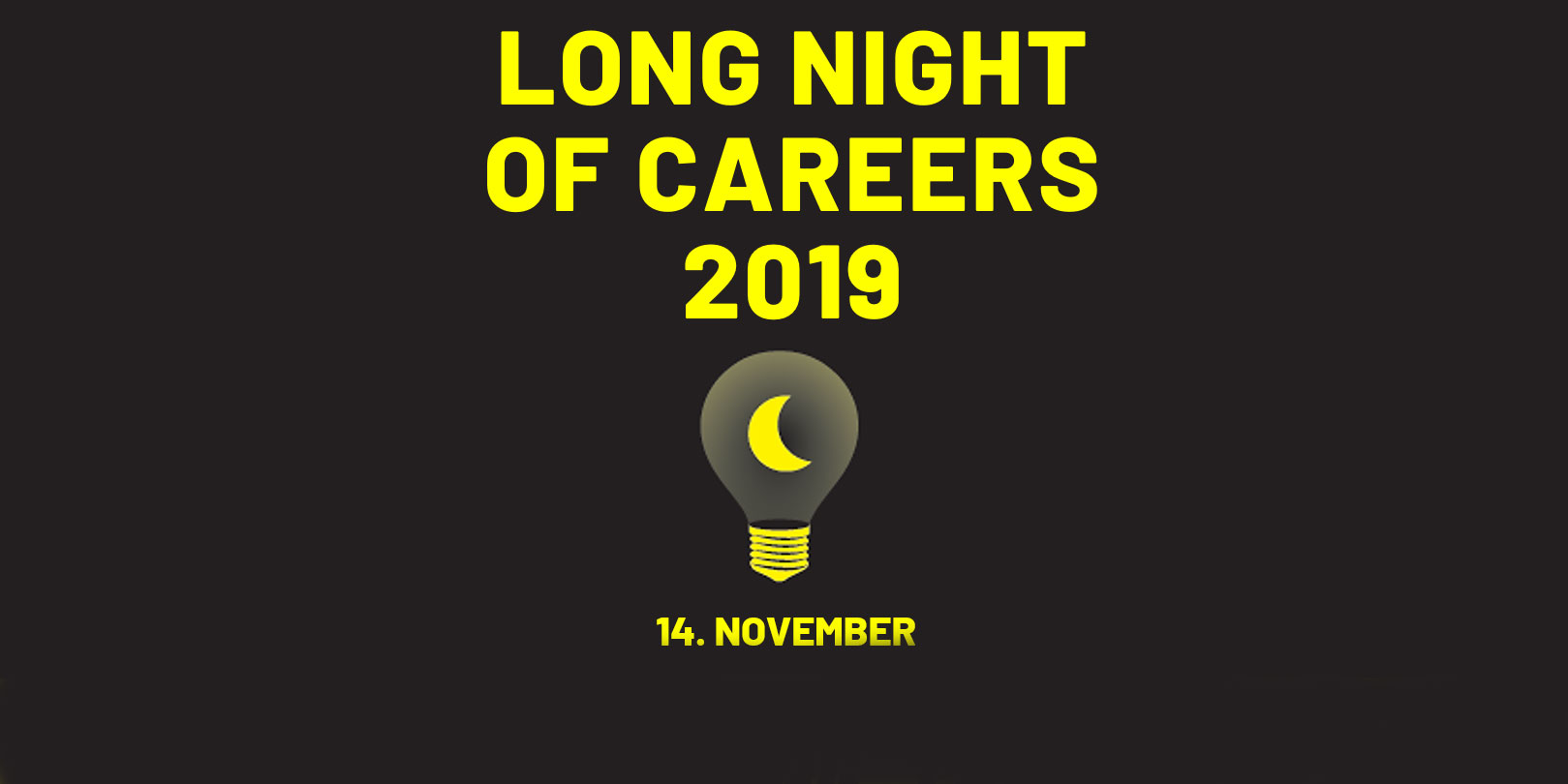 Long night of careers 2019